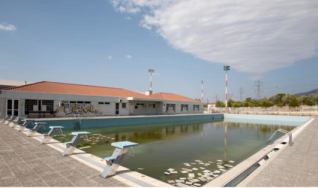 Athens Olympic Swimming Complex, 8 years later, theblaze.com
