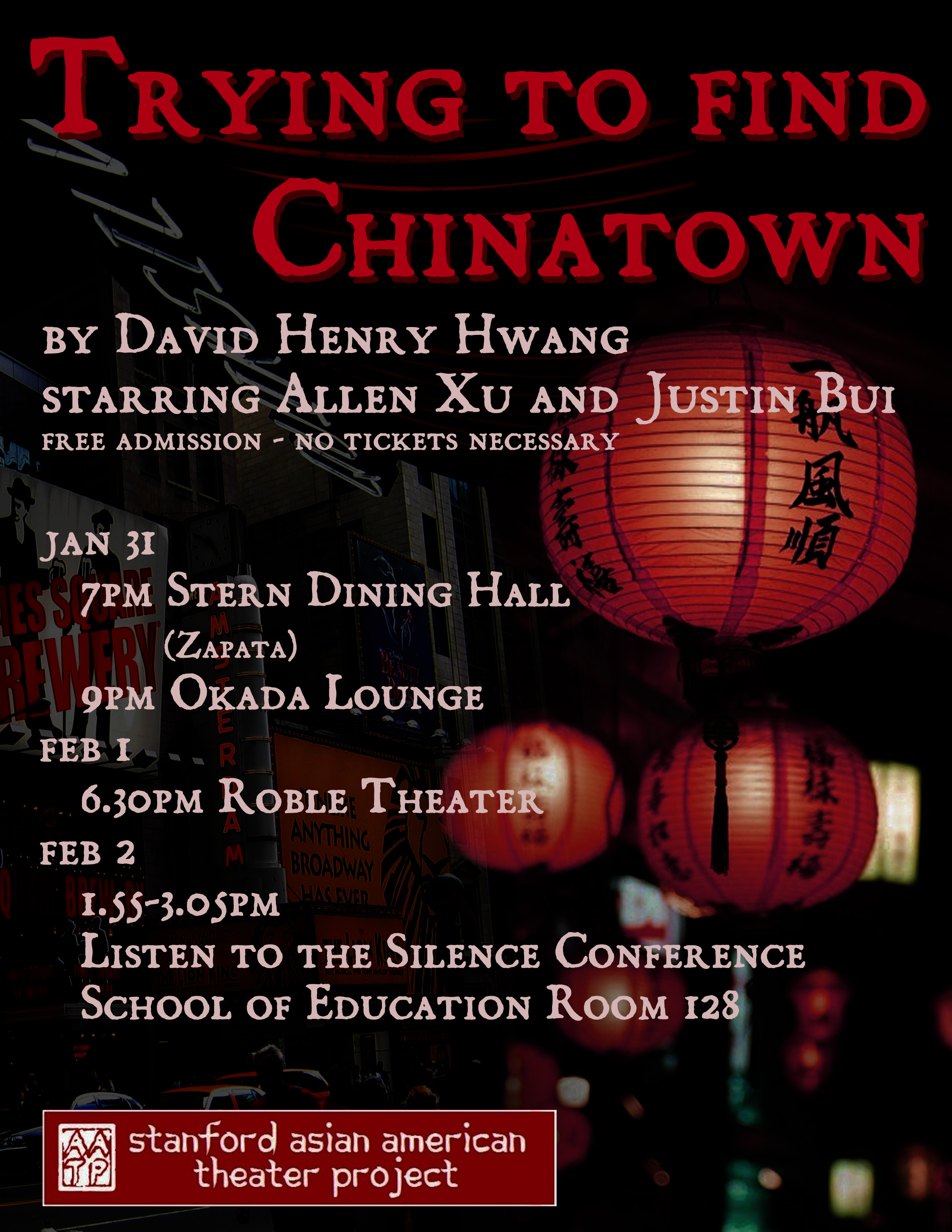 ethnic identity in trying to find chinatown a play by david henry hwang To support my claim that stereotypes of the chinese in chinatown are of long  fictional  culture is very much about the past and of a specific historical context ( see  the need to maintain ethnic identity and kinship ties with china,  immigrants  9 the term is borrowed from hwang's play, fob  hwang, david  henry.